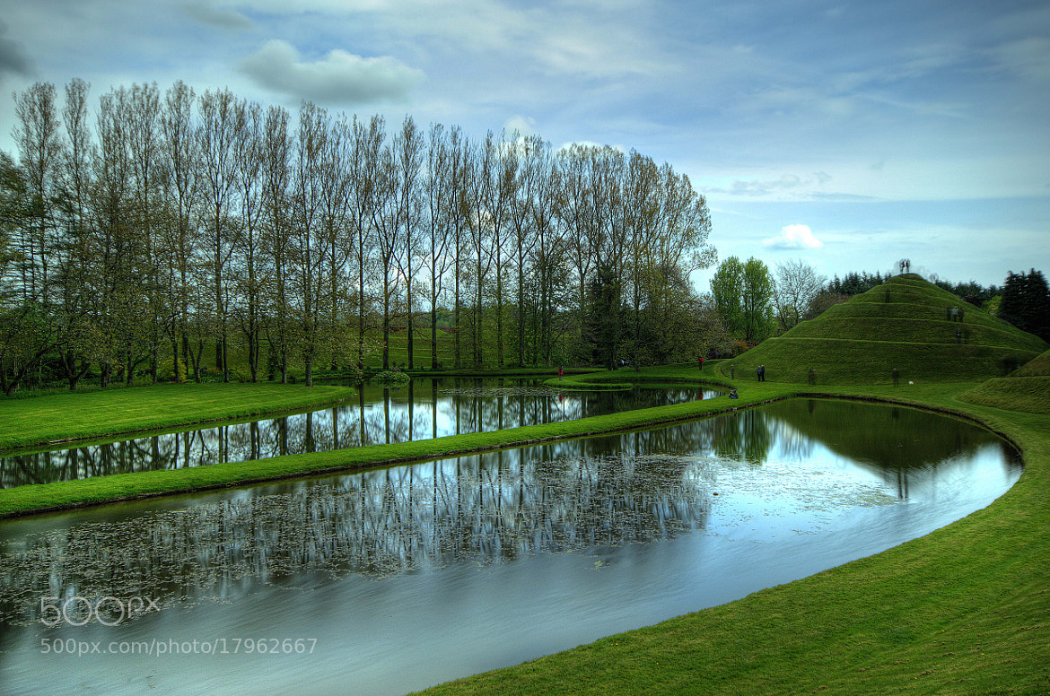 Photograph the Garden of Cosmic Speculation by Ewan Adamson on 500px