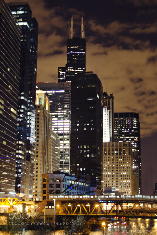 Downtown Chicago by Stephanie T (stephizmo)) on 500px.com