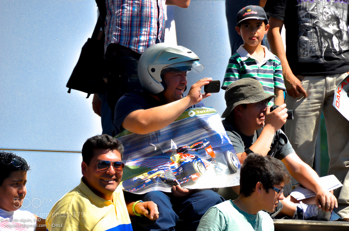 Photograph Motorsport fans by RICARDO OLGUIN, MD on 500px