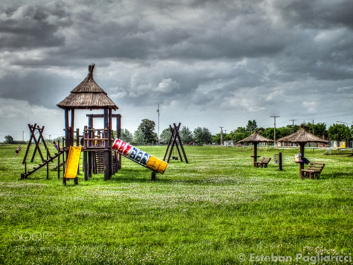 Photograph The children's place by Esteban Pagliaricci on 500px