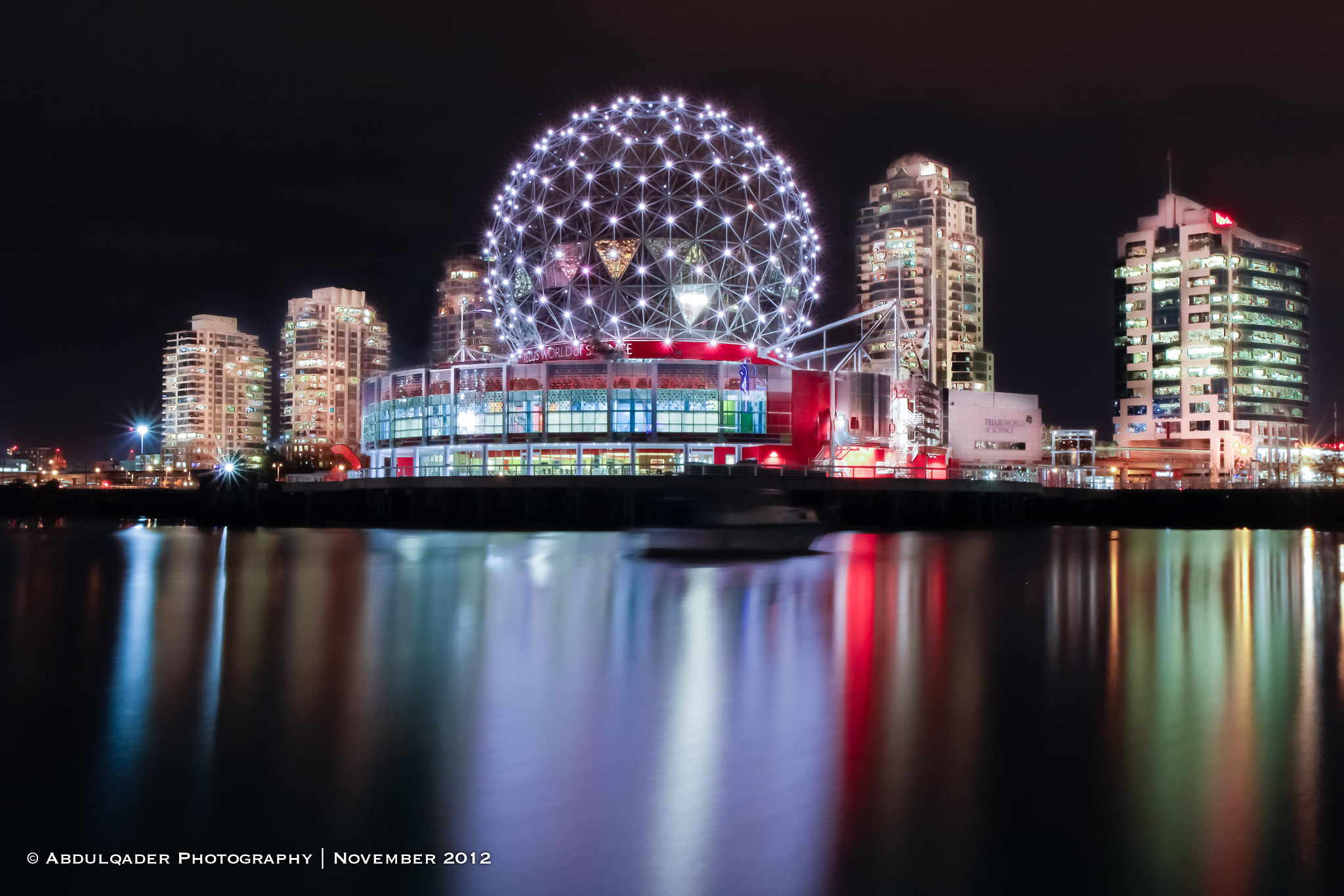 Photograph Vancouver Science World by ShadowLight Photography on 500px