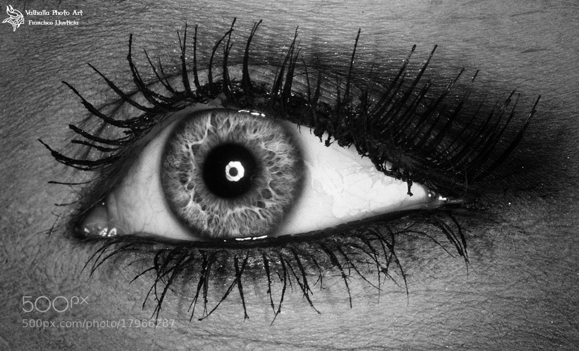 Photograph Beautiful eye by Francisco J. Justicia Fotografia on 500px