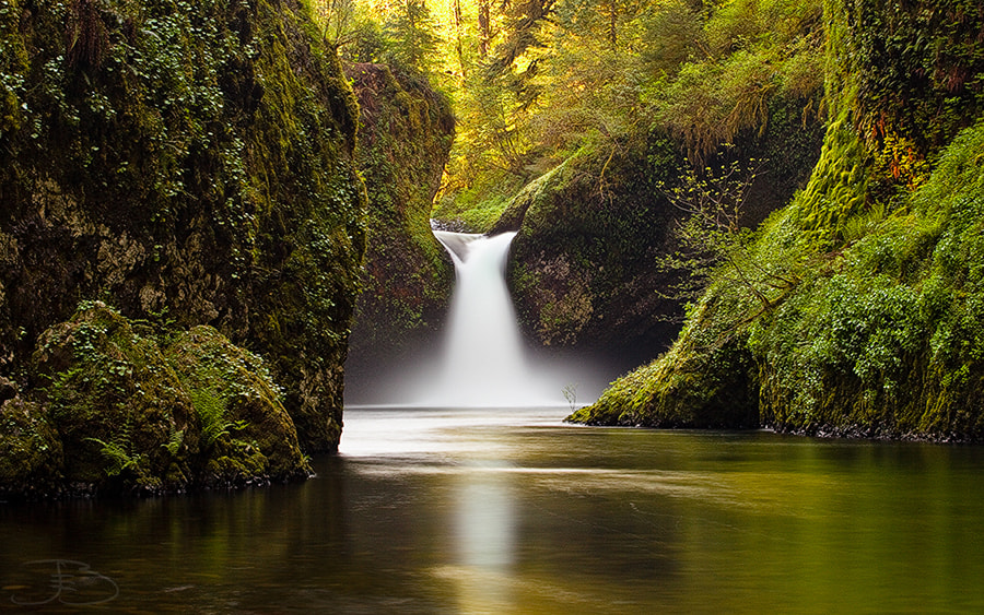 Photograph Punchbowl Falls by Joseph Balcken on 500px