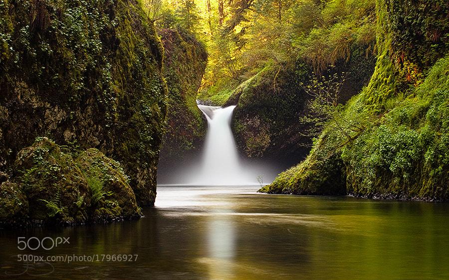 Photograph Punchbowl Falls by Joseph Balcken on 500px