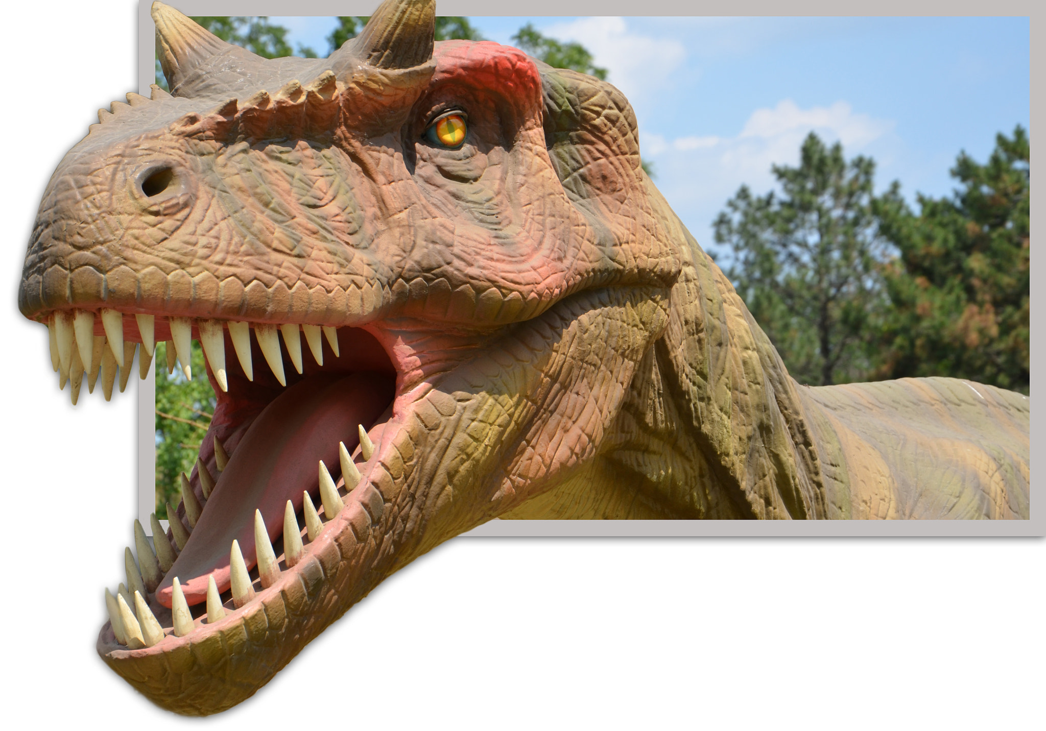 Photograph 3D Dino by Craig Sellars on 500px