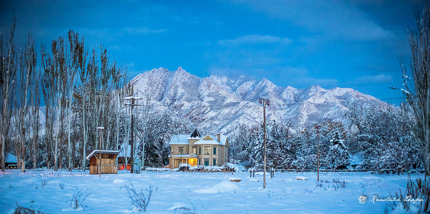 Photograph Cold but warm by Kaustubh Thapa on 500px