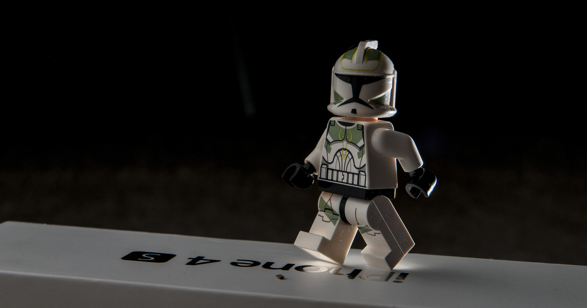 Photograph Stormtrooper Walk  by James McWhirter on 500px