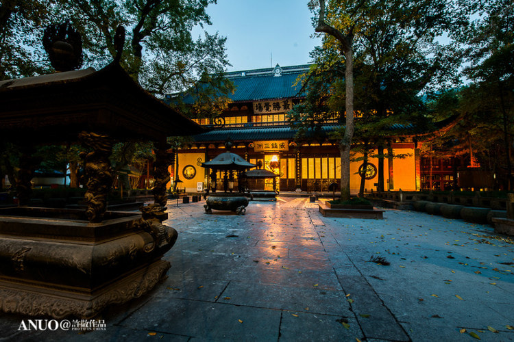 Photograph 暮光之寺 by ANUO xu on 500px