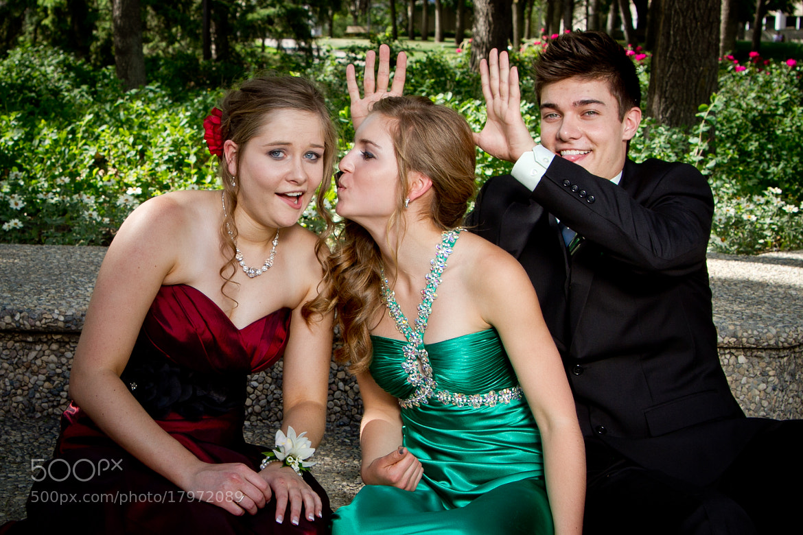 Photograph goofy grads. by poisonoak . on 500px