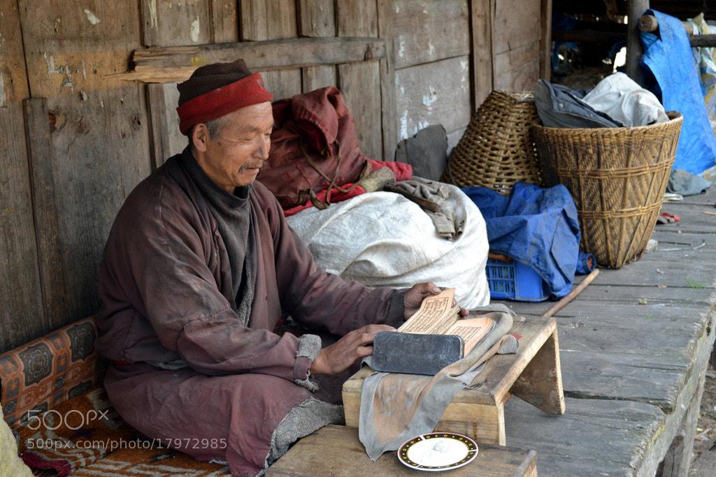Photograph Morning Prayers by Bikalpa Pandey on 500px