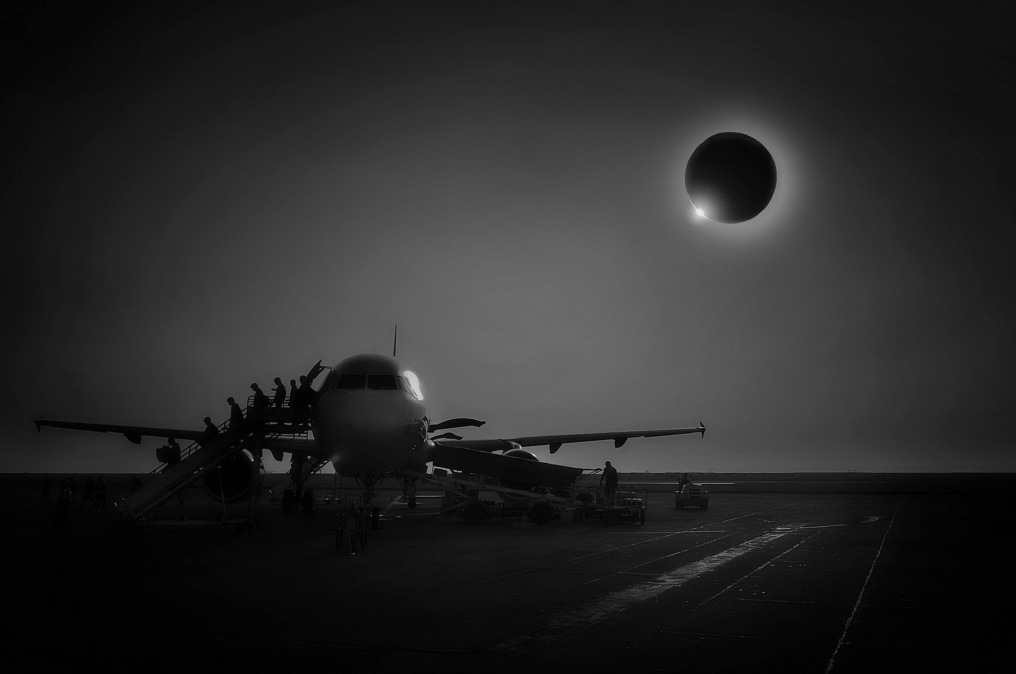 Photograph Temporary darkness by Vey Telmo on 500px