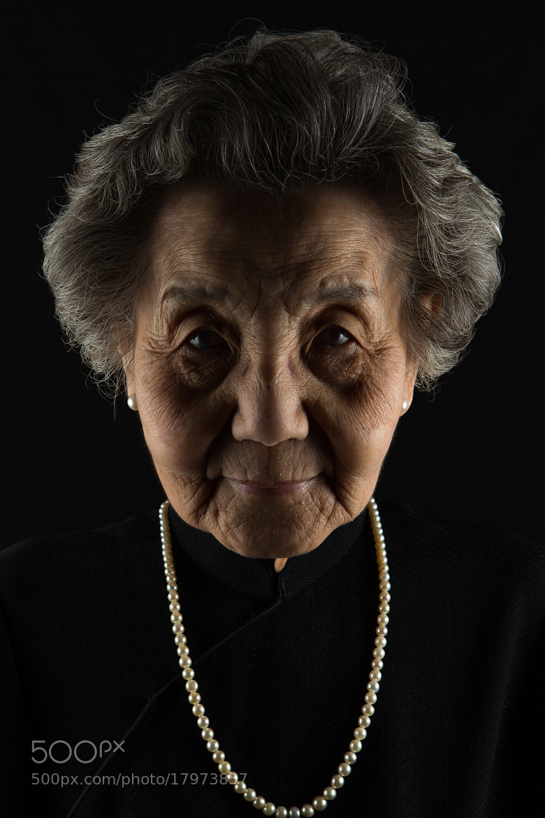 Photograph grandma by lenny hu on 500px