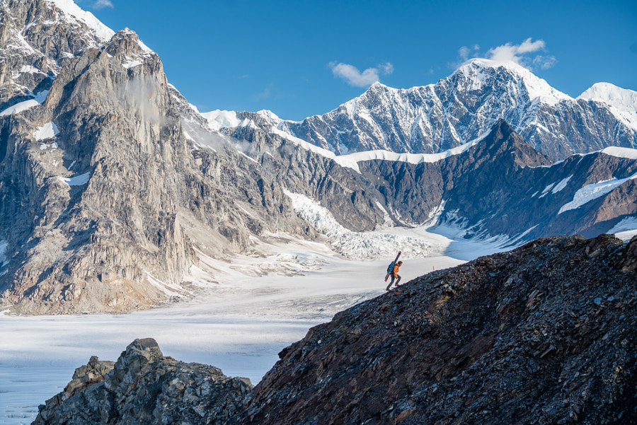 Remote in Denali by Chris  Burkard on 500px.com
