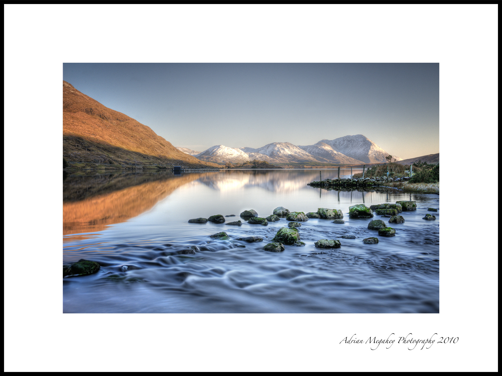 Photograph Lough Fee by adrian megahey on 500px