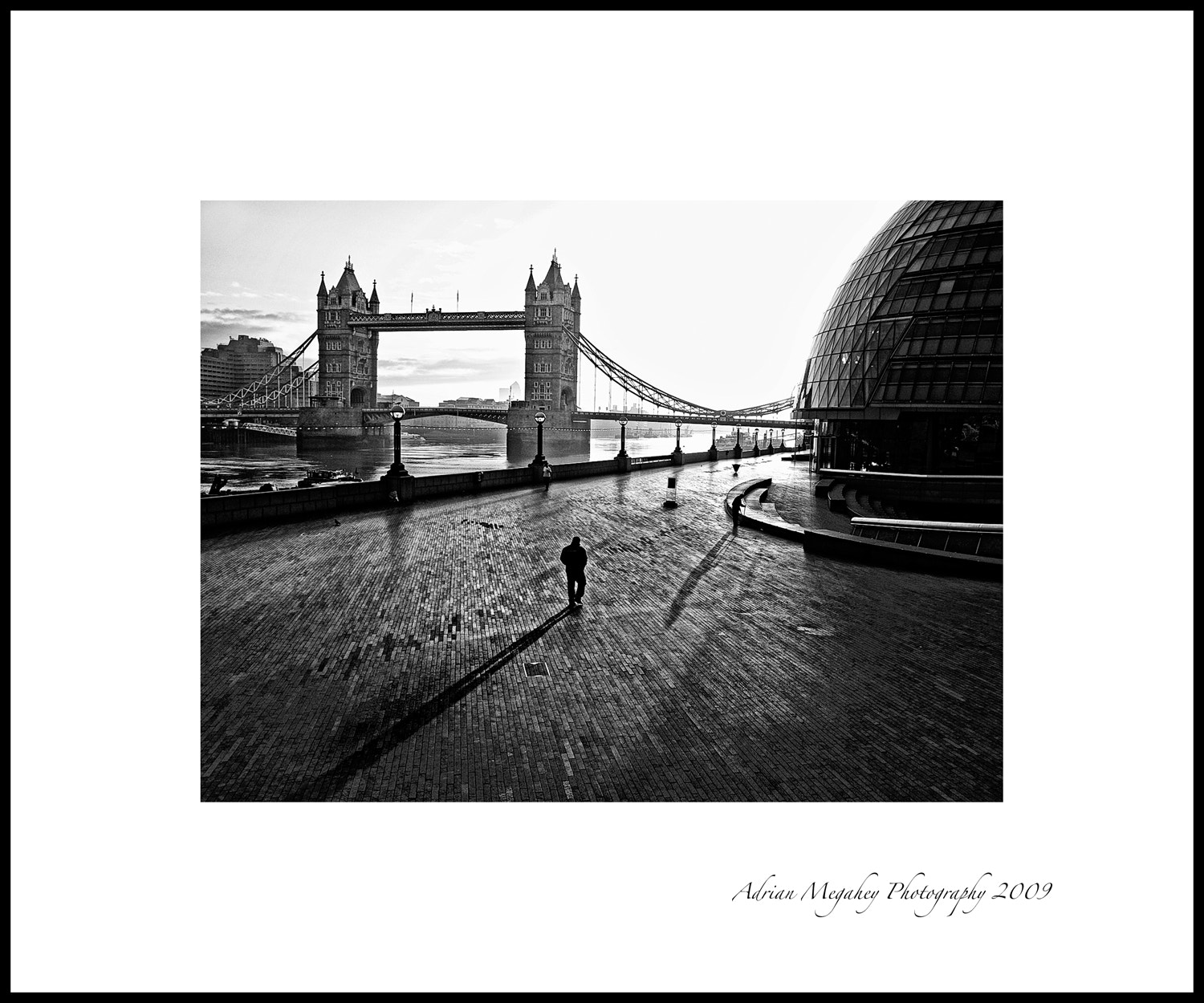 Photograph Tower Bridge by adrian megahey on 500px