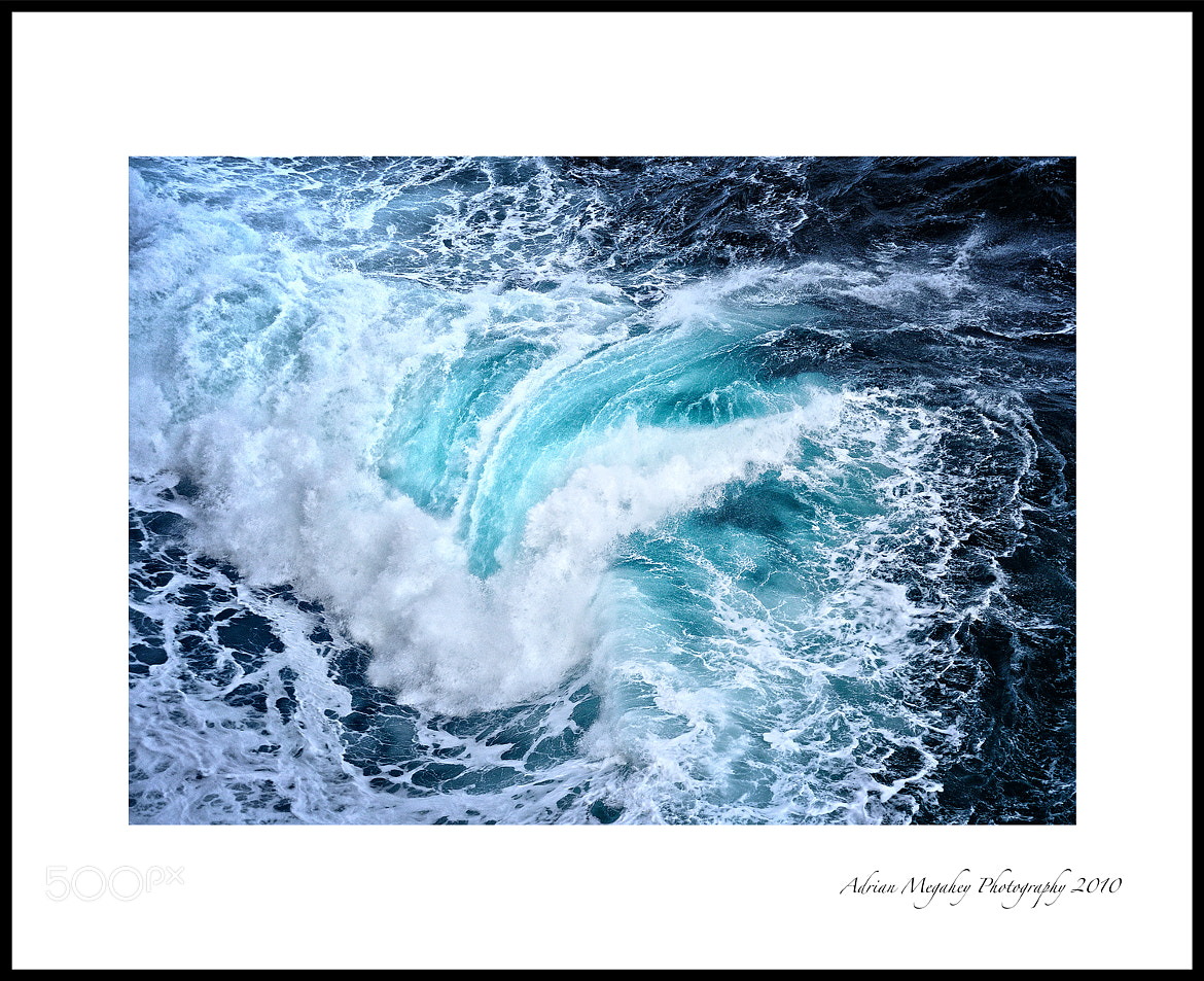 Photograph Wave III by adrian megahey on 500px