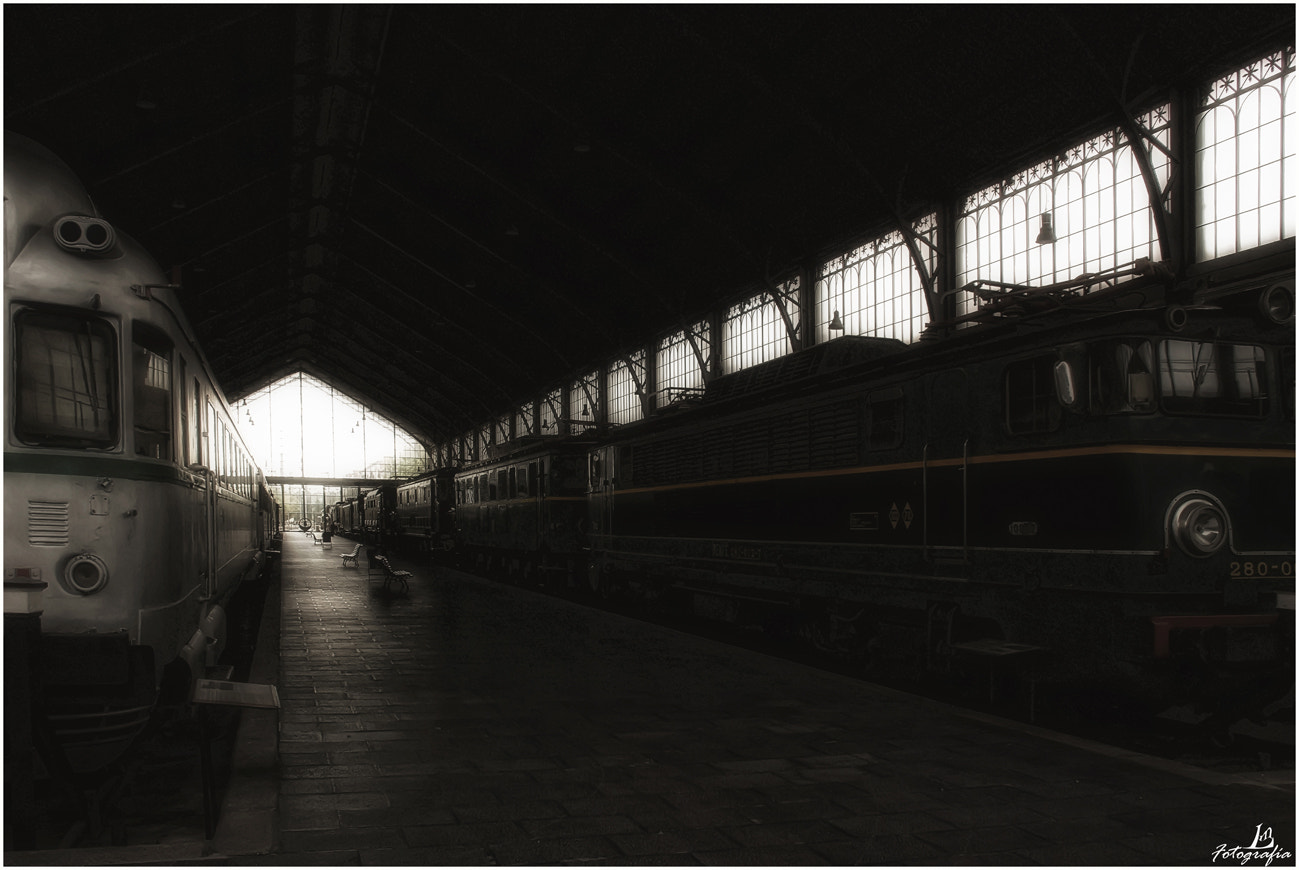 Photograph The Station by Manuel Lancha on 500px