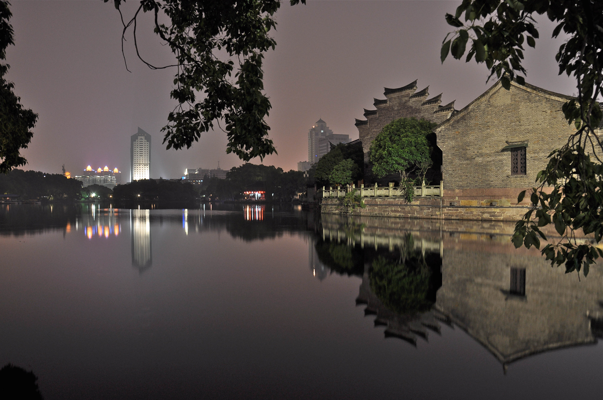 Photograph Moon Lake Park, Ningbo, China by Poh Huay Suen on 500px