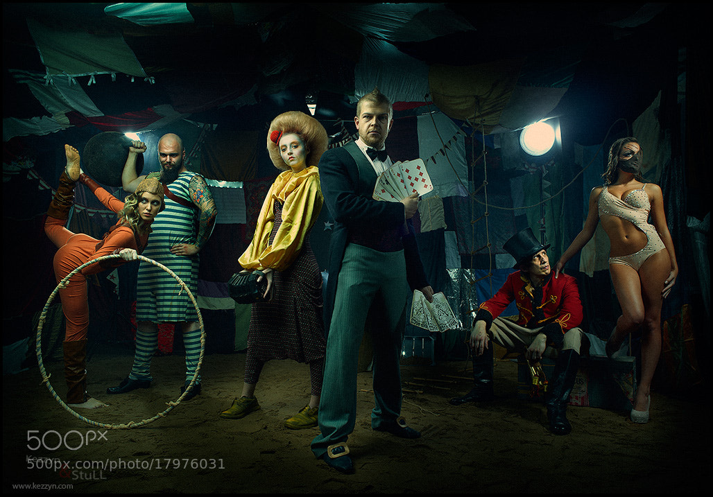 Photograph Circus song by Kezzyn Waits on 500px