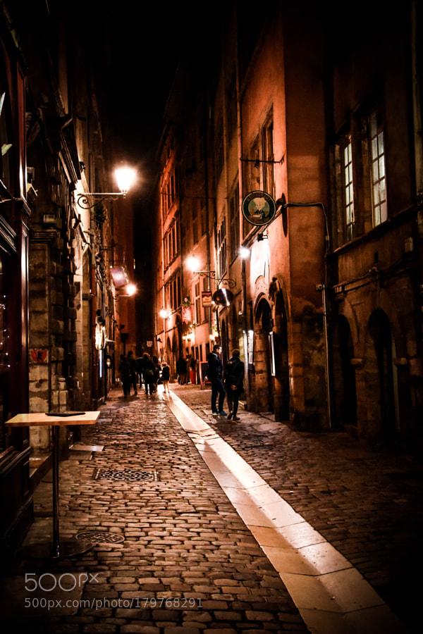 Lyon's old town !