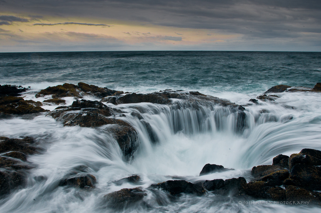 Photograph The Power of Thor's Well by Josh Kulla on 500px