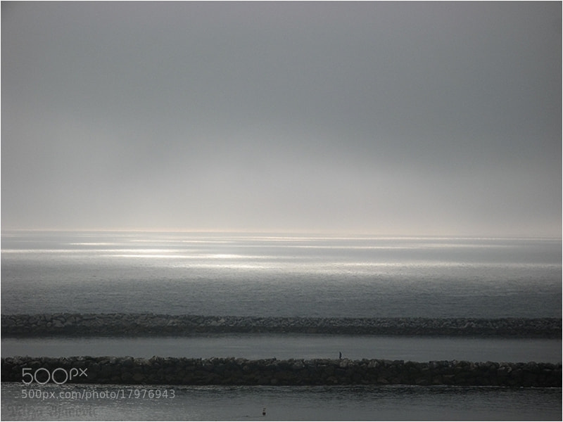 Photograph Gray See _ Mystic Light by Mirza Ajanovic on 500px