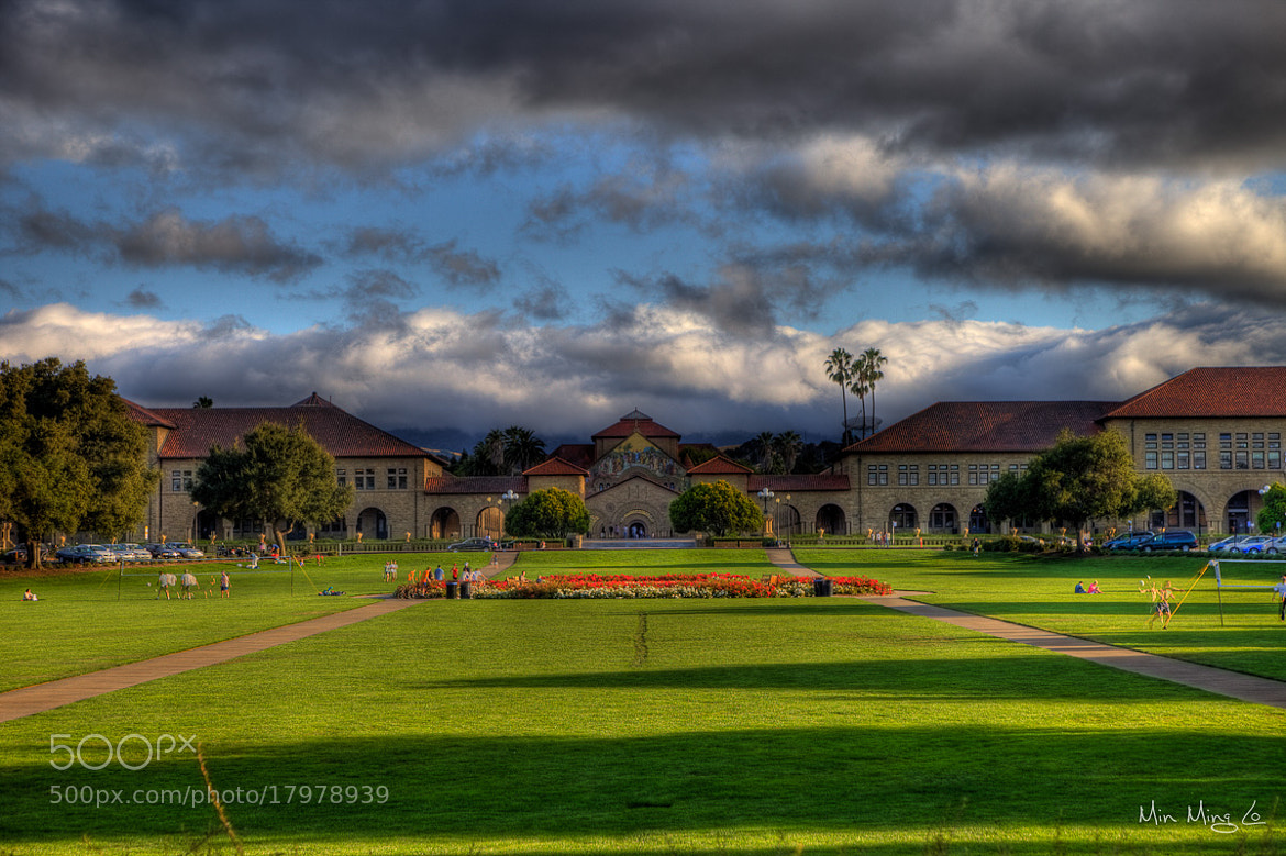 Photograph Stanford University by Min Ming Lo on 500px