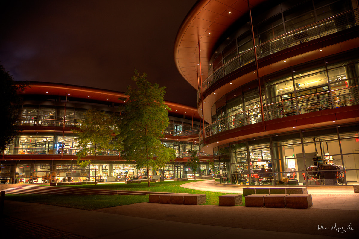 Photograph Stanford Clark Center 2 by Min Ming Lo on 500px