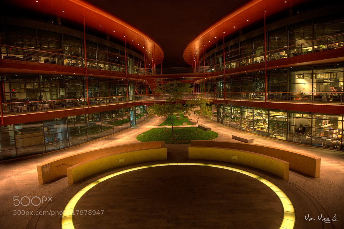 Photograph Stanford Clark Center by Min Ming Lo on 500px