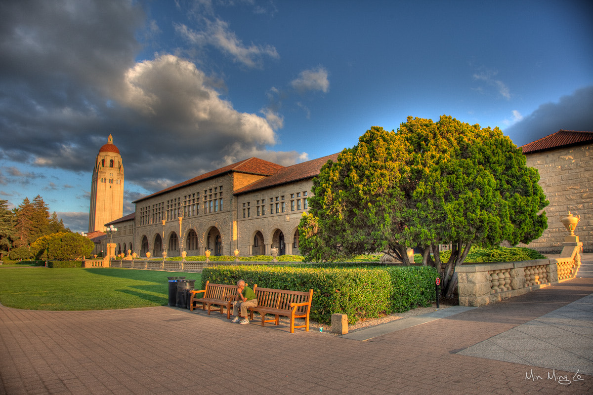 Photograph Stanford University 2 by Min Ming Lo on 500px