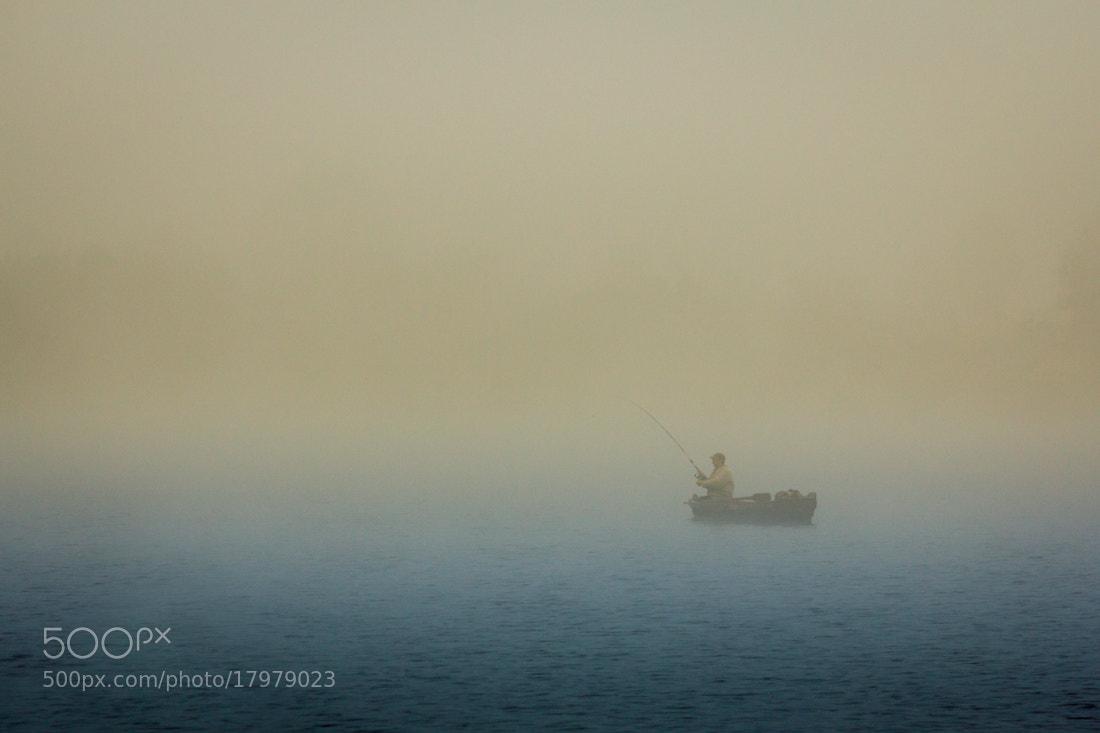 Photograph Fisherman by Mindaugas Ma on 500px