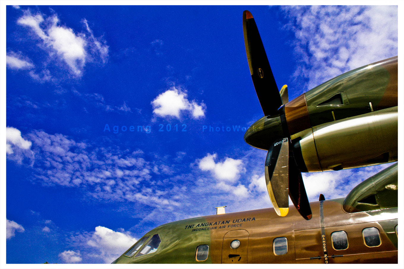 Photograph Indonesian Air Force by Agung Laksana on 500px
