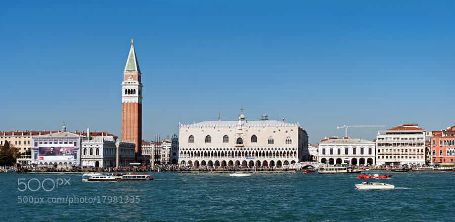 Campanile & Palazzo Ducale