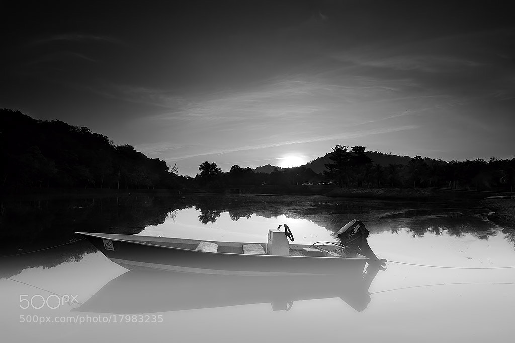 Photograph A life with Black and White by aku madie on 500px