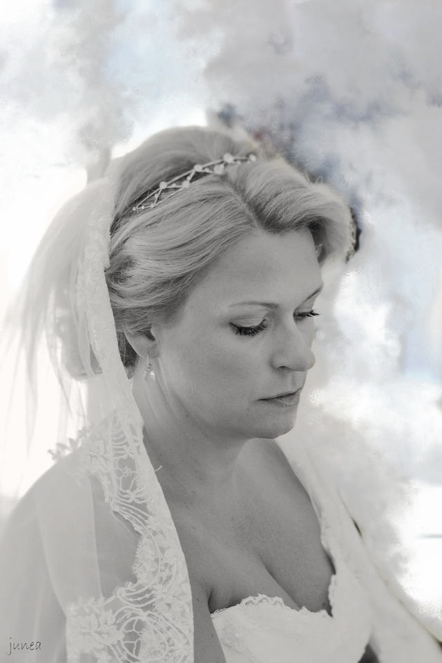 Photograph Bride by June A on 500px