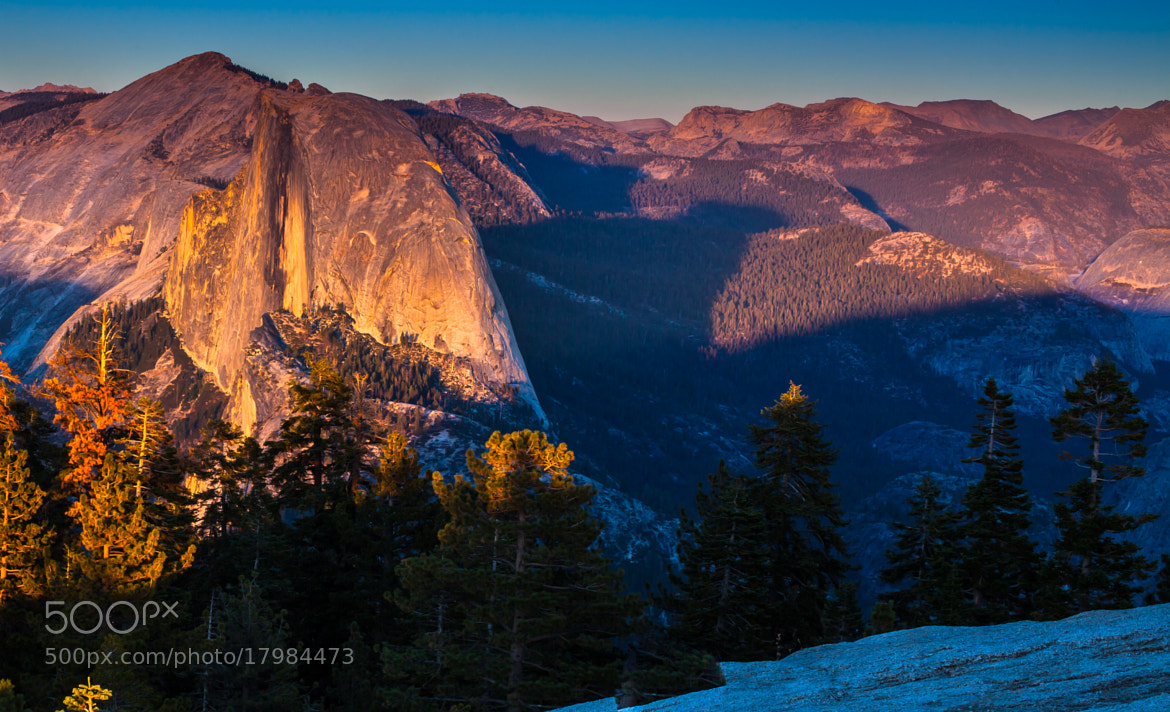 Photograph  (part II) Half Dome Shadow!!!  by Jim Ross on 500px