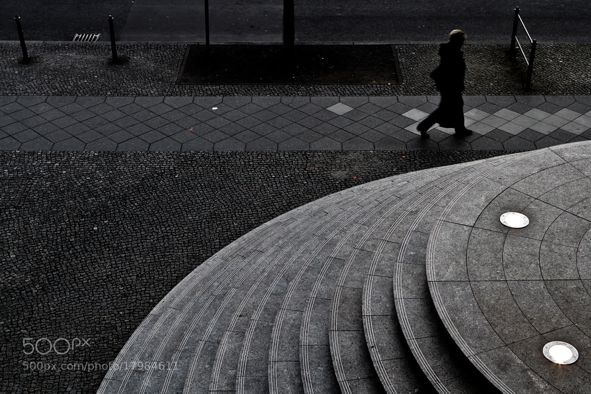 Photograph workwalk by Axel Kuenne on 500px