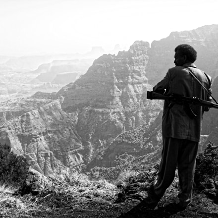 Mastering mountains - Ethiopie, 2009, Sony DSC-N1