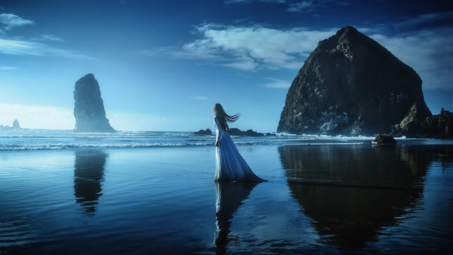 Into The Blue by TJ Drysdale