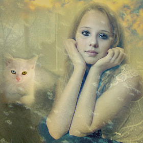 Two girls by Elena Pencheva (hella)) on 500px.com