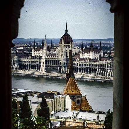 Parliament (Budapest - Hungary)