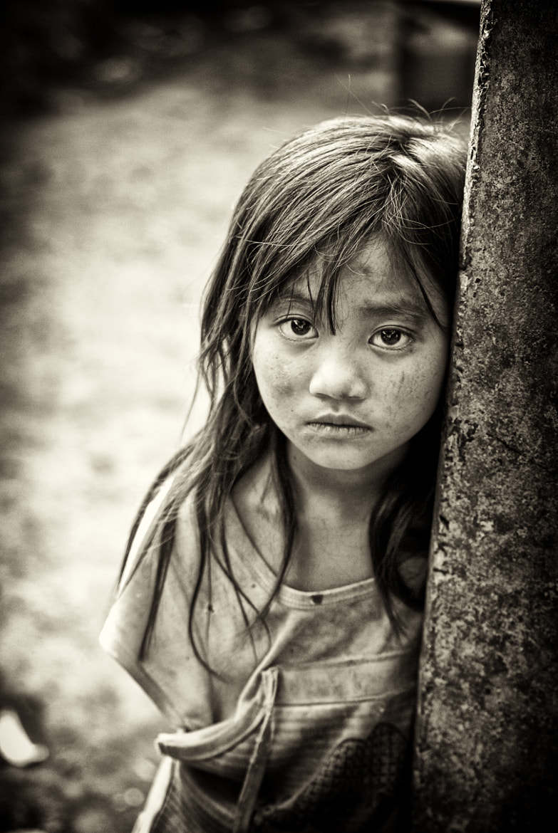 Photograph Forlorn Face by Cameron   on 500px