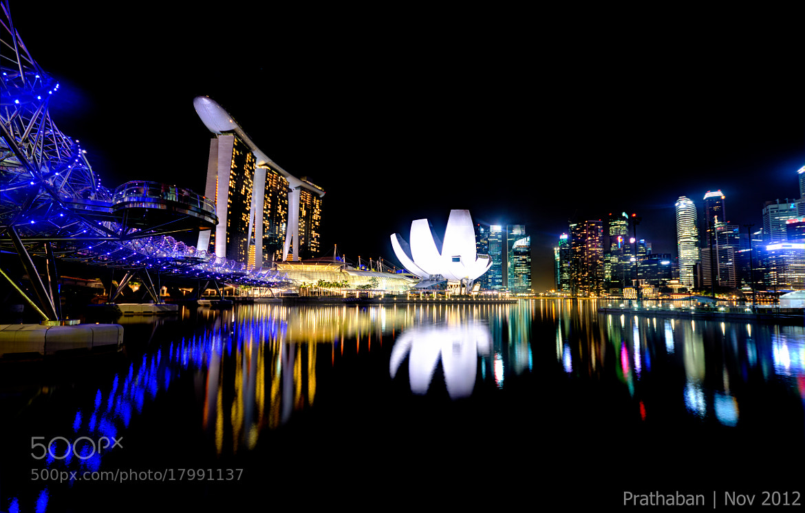 Photograph A walk along the bay by Prathaban Umapathysarma on 500px
