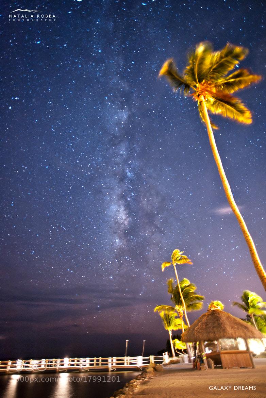 Photograph Galaxy Dreams by Natalia Robba on 500px
