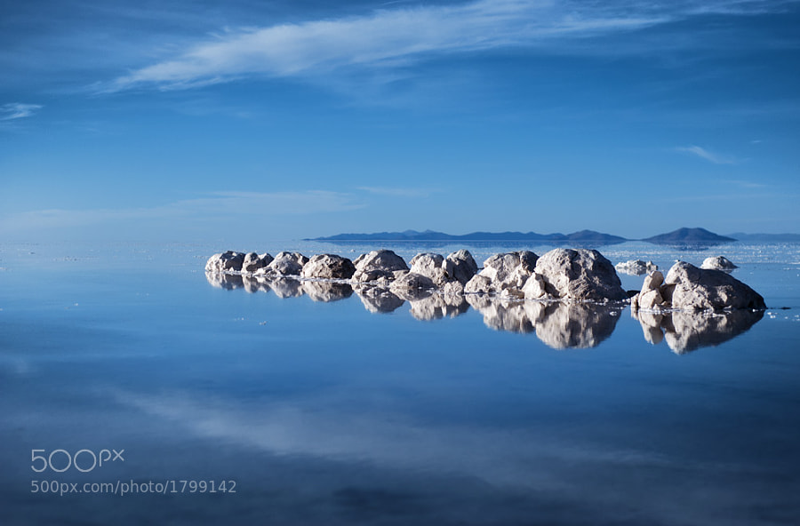 Salar De Uyuni by Tim Snell (testmeat) on 500px.com