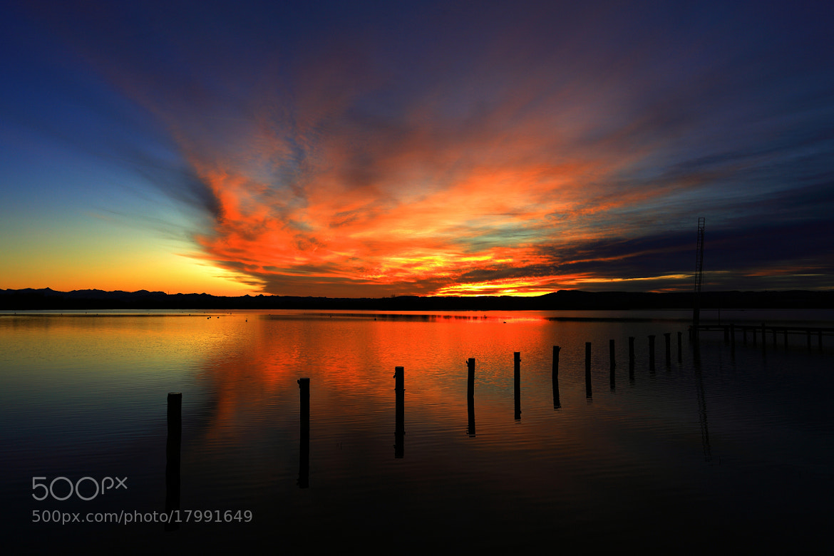 Photograph Abend am Ammersee by Peter  Mahler on 500px