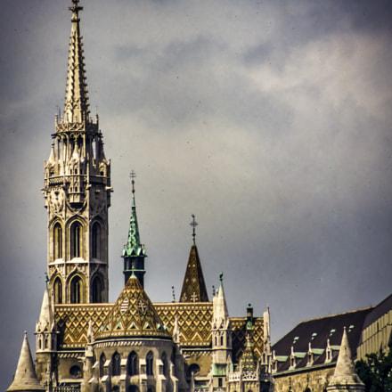 Mátyás Templom - Budapest (Hongrie)
