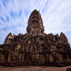The Heart of Angkor Wat Temple! by Mardy Photography (Mardy)) on 500px.com
