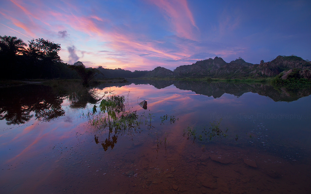 Photograph flooded MMH by Melvin Tong on 500px