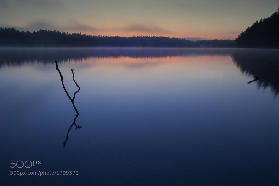 Photograph Between night and morning by Rimantas Bikulčius on 500px